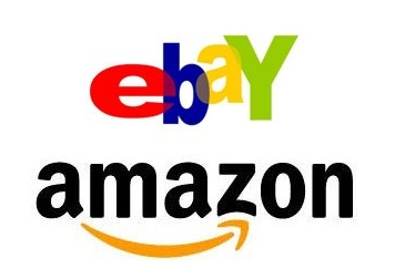 Ebay And Amazon Logo