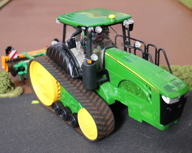 tractors and accessories