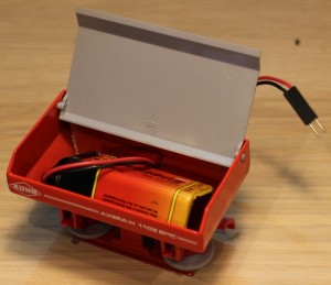 Original Kuhn Battery Pack