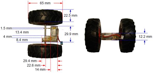 Siku Control 32 Fendt 930 Motor Dimensions